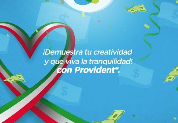 Concurso Provident Mes Patrio: Gana 1 de 3 smartphones