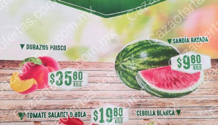 Soriana Martes y Miércoles del Campo 24 y 25 de septiembre 2019
