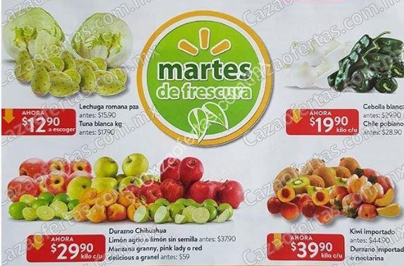 Walmart Martes De Frescura 10 De Septiembre 2019