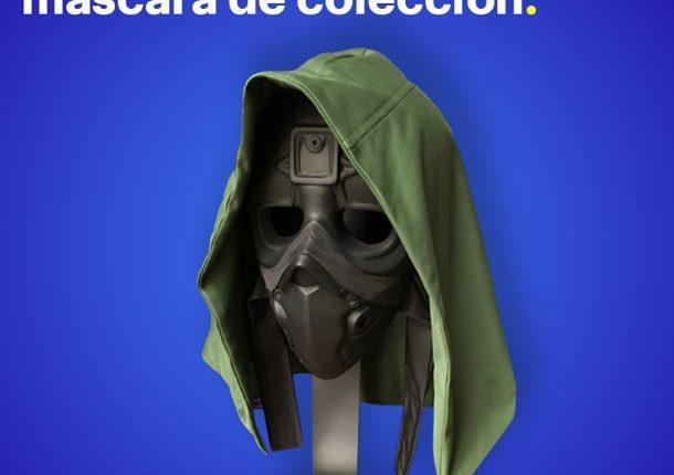Concurso Best Buy Ghost Recon Breakpoint: Gana 1 de las 3 máscaras que existen en México de Cole D. Walker