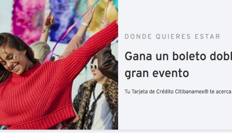 Boletos Gratis para el festival Corona Capital 2019 cortesía de Citi Banamex