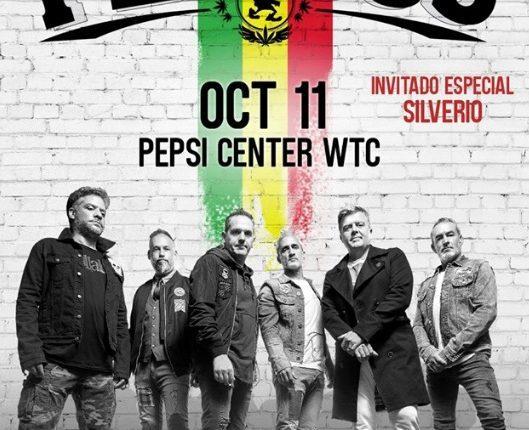 Boletos Gratis para el concierto de Los Pericos en el Pepsi Center cortesía de El Claustro de Sor Juana