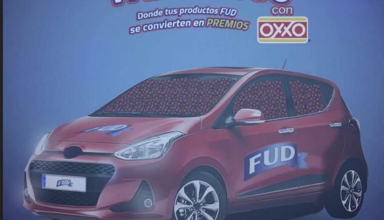 Promoción FUD Fanáticos con Oxxo 2019: Gana un auto Hyundai Grand 2020, pantallas y más