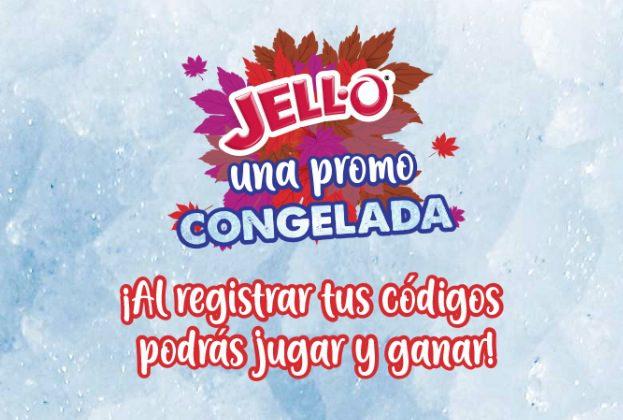 Promoción Jell-O Frozen 2 Promo congelada: Registra tu código y gana viaje a NY, PS4 y más en jellopromocongelada.com
