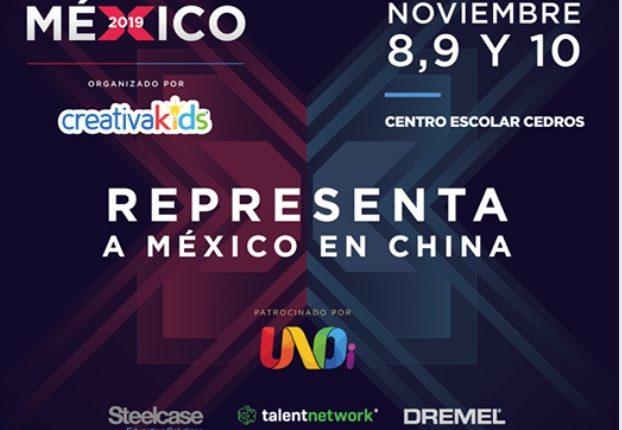 Torneo Makeblock MakeXMéxico2019 Robotics Competition: Gana representar a México en Guangzhou, China