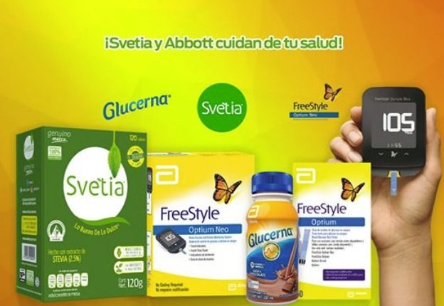 Concurso Svetia y Abbott cuidan de tu salud: Gana glucómetro y kit para cuidar los niveles de glucosa