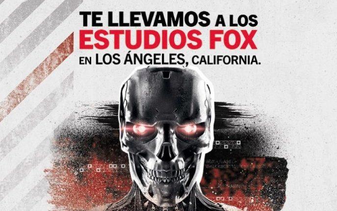 Concurso Telcel Terminator Destino Oculto: Gana viaje a Los Angeles a los Estudios Fox