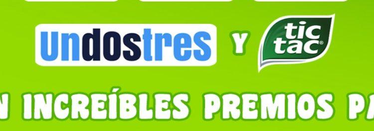 Promoción Tic Tac Siempre Fresco Siempre Cool: Gana consolas Nintendo Switch, Google Homes y más en tictac.com.mx