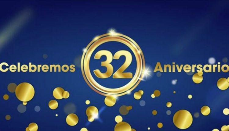Concurso Aeromar 32 Aniversario 2019: Gana uno de los 32 vuelos a cualquier destino