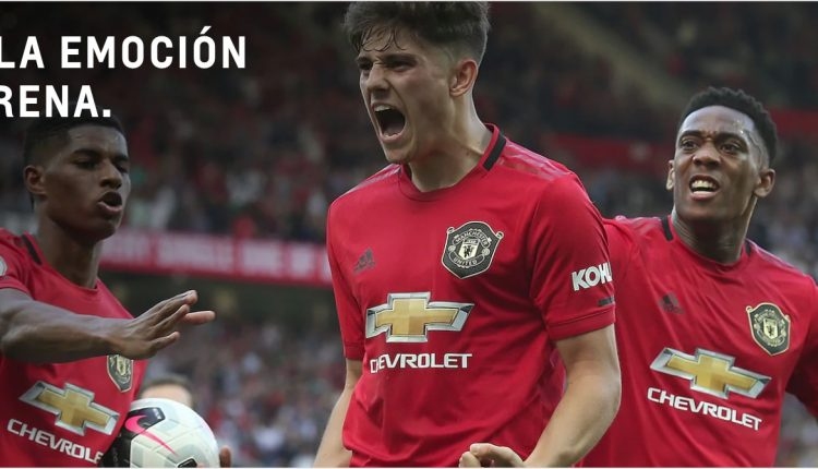 Promoción Pásala con Chevrolet y Manchester United: Gana viaje a Inglaterra en pasalaconchevrolet.mx