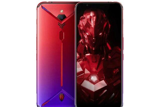 Gana un celular gamer Red Magic 3S