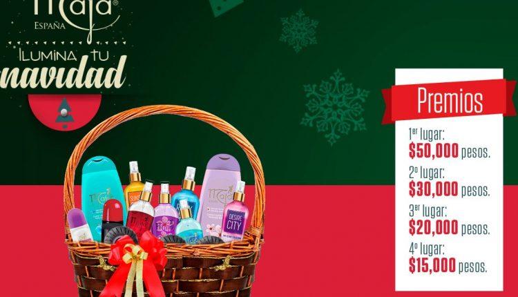 Promoción Maja Ilumina tu Navidad: Gana hasta $50,000 pesos en iluminatunavidadconmaja.com
