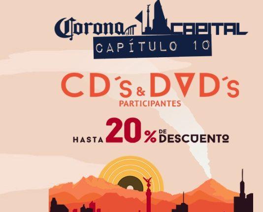 Gana boletos para el Corona Capital 2019 con Mixup