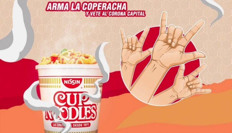 Boletos Gratis para el Festival Corona Capital 2019 cortesía de Nissin México