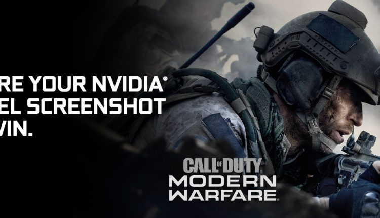 Concurso NVIDIA Call of Duty Modern Warfare: Gana 1 de 3 tarjetas GeForce RTX 2080 Ti Founder's Edition
