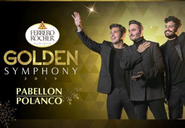Pabellón Polanco regala boletos para el concierto de navidad de Reik Golden Symphony 2019