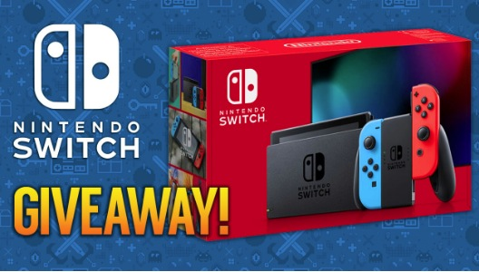 Giveaway Pixel Empire: Gánate una consola Nintendo Switch