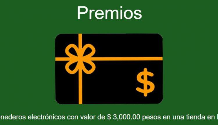 Concurso Clarityne-D Disfruta Más tu Día: Gana 1 de 5 monederos Amazon de $3,000