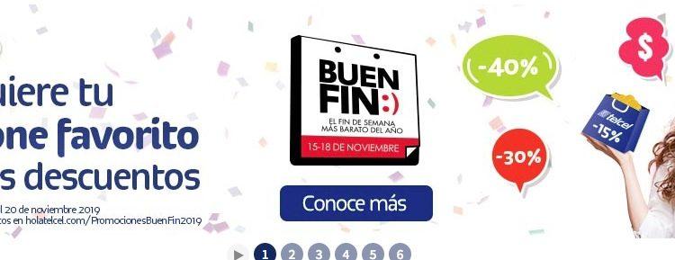 El Buen Fin 2019 en Telcel