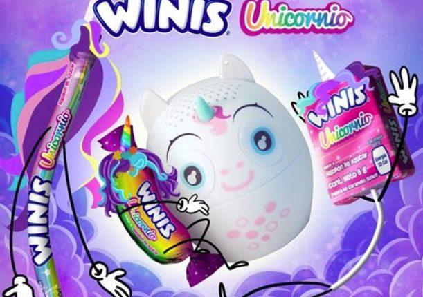 Concurso Winis: Gánate una bocina unicornio