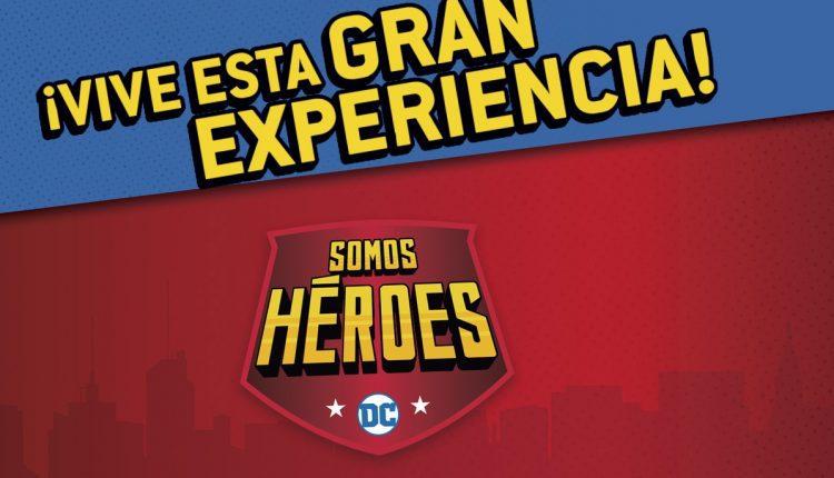 Promoción DC Somos Héroes: Gana 1 de 2 viajes a los Estudios Warner, tablets y más en somosheroesdc.com.mx