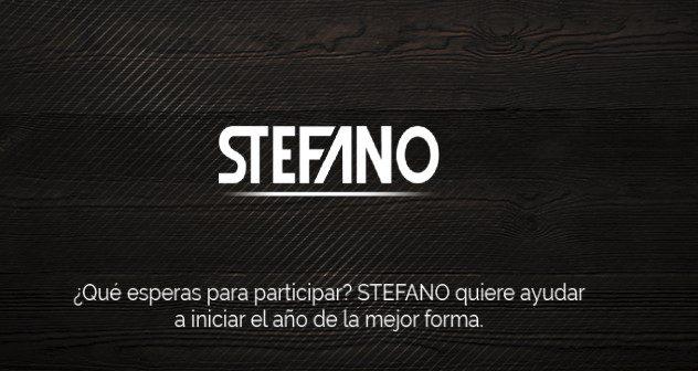 Promoción Stefano: Gana certificado de regalo de $100,000 y premios semanales en stefanopromo.com