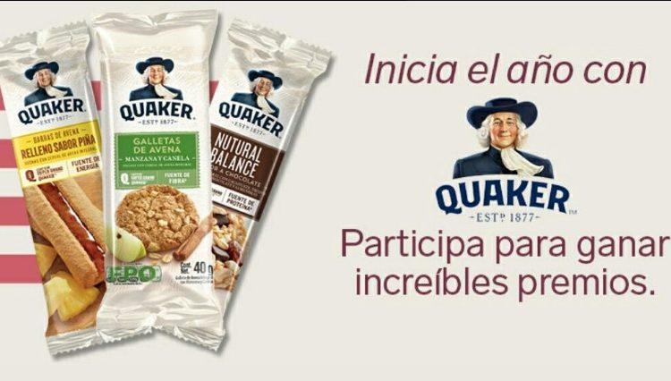 Promoción 7-Eleven Quaker: Gana smartwatch, earpods, termos y más