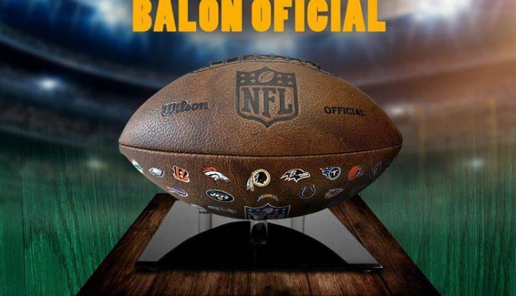 Concurso Cervecería de Barrio Super Bowl LIV: Gana un balón oficial de la NFL