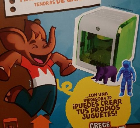 Promoción Choco Krispis 2020: registra tu código y gana impresoras 3D en chocokrispis.com
