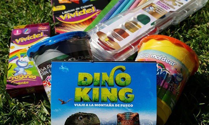 Concurso Cineteca Nacional: Gana kits de dibujo cortesía de Dino King