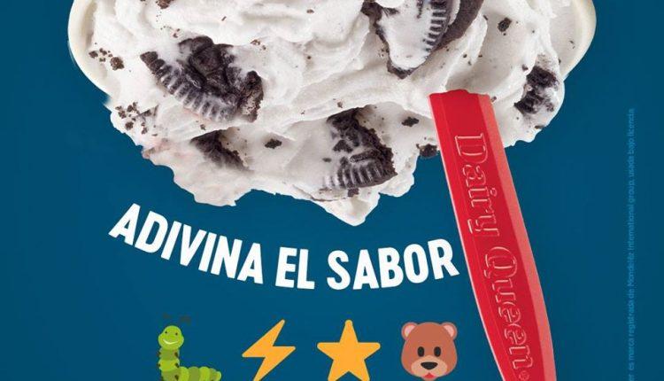 Concurso Dairy Queen Adivina el Sabor: Gana un pastel Blizzard