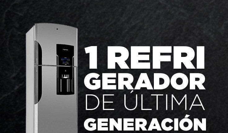 Concurso Club El Gourmet: Gana un refrigerador de última generación en elgourmet.com