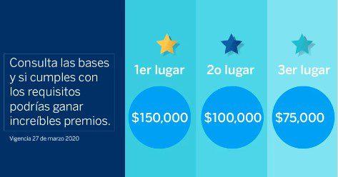 Premio de Educación Financiera Fundación UNAM-BBVA 2020: Gana de $75,000 a $150,000 pesos