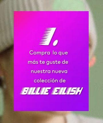 Boletos Gratis para el concierto de Billie Eilish cortesía de H&M