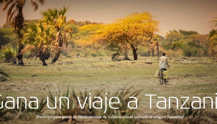 Concurso KLM: Gana un viaje a Tanzania