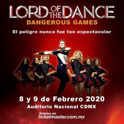 Gana boletos dobles para Lord of the Dance 2020 cortesía de La Cúspide Sky Mall