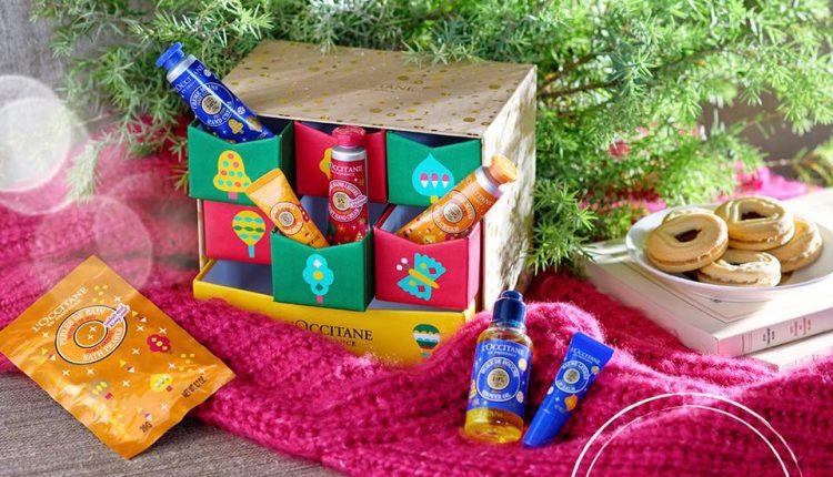 Giveaway Loccitane Arma tu Kit: Gana una Lucky Box con productos de belleza
