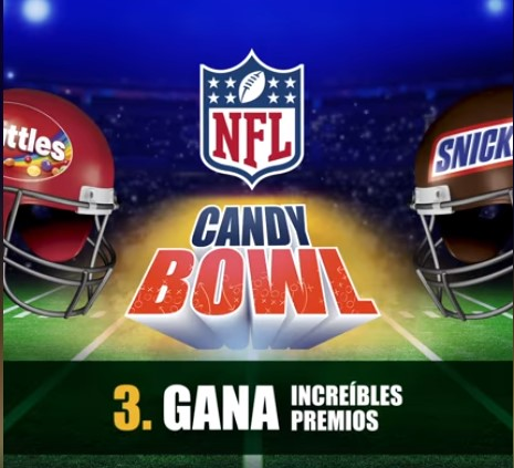 Promoción Candy Bowl 2020: Gana boletos para Cinépolis, tarjetas Starbucks o recargas telefónicas