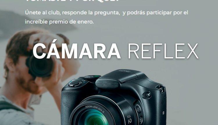 Concurso Sundance TV: Gana una cámara reflex en sundancetvla.club