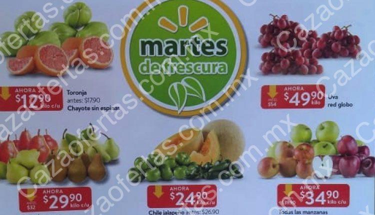 Walmart Martes de Frescura 28 de enero 2020