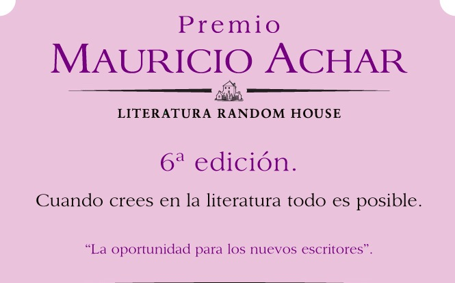 Premio Mauricio Achar 2020: Gana $150,000 pesos