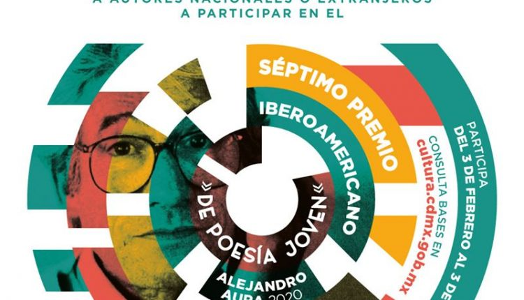 Séptimo Premio Iberoamericano de Poesía Joven Alejandro Aura 2020: Gana $50,000 pesos