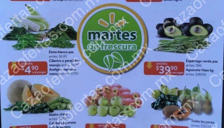 Walmart Martes de Frescura 25 de febrero 2020
