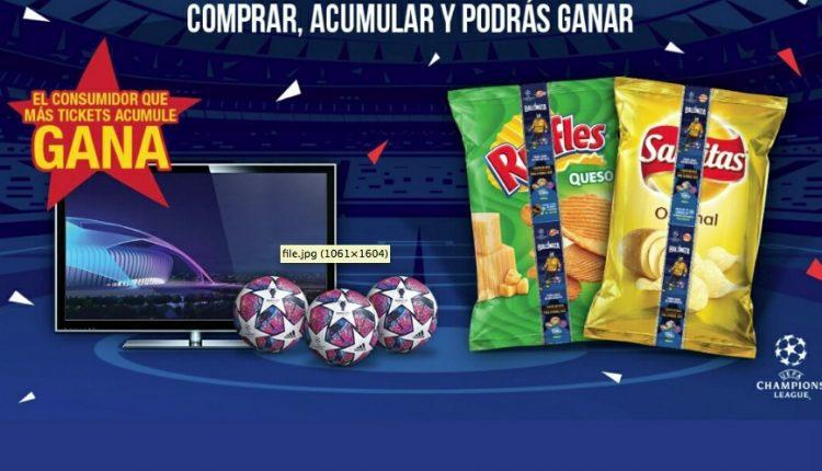 Promoción 7-Eleven Sabritas Champions League 2020: Gana pantallas y balones oficiales