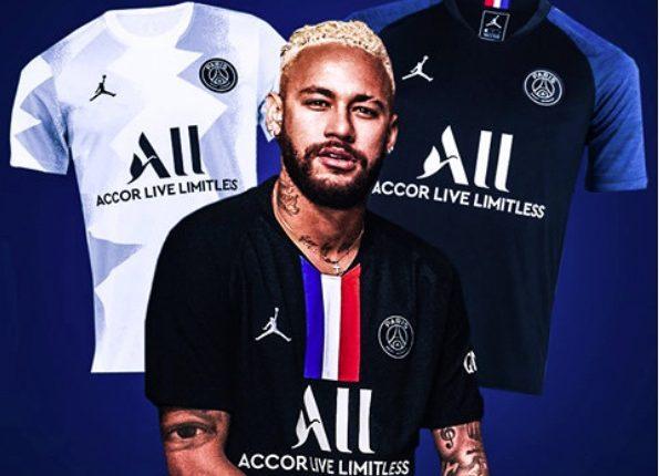 Concurso PSG: Gana la camiseta firmada de Neymar Jr.