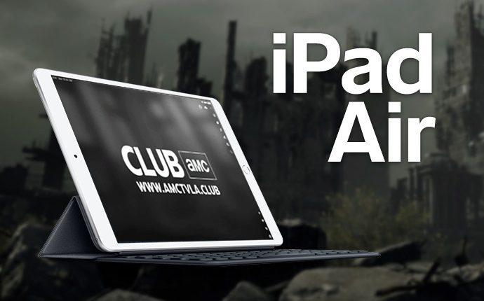 Concurso Club AMC: Gana un iPad Air