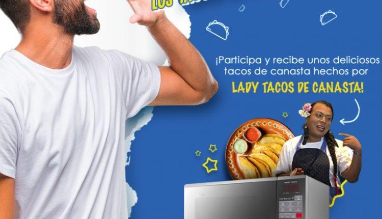 Dinámica Daewoo Lady Tacos de Canasta: Gana una dotación de 50 tacos de canasta