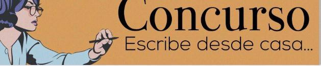 Concurso el Sótano Escribe desde Casa: Gana un paquete de libros