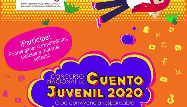 Concurso INAI Cuento Juvenil 2020: Gana computadoras, tablets y más