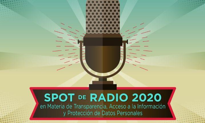 Concurso INAI Spot de Radio 2020: Gana de $10,000 a $30,000 pesos